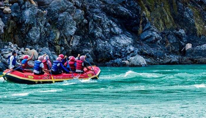 rive rafting