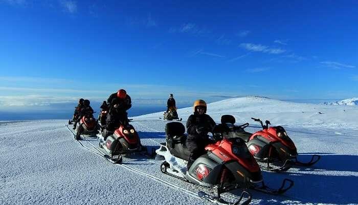 skiddo in iceland