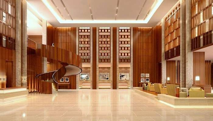 Hyatt Regency Chandigarh_Lobby