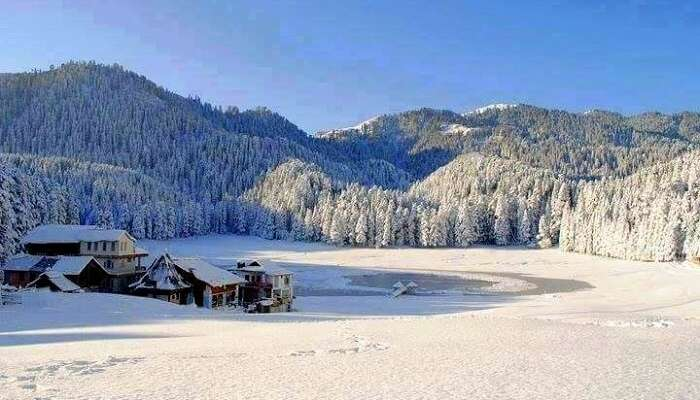 10 Places To Visit Near Delhi For Snowfall This Winter