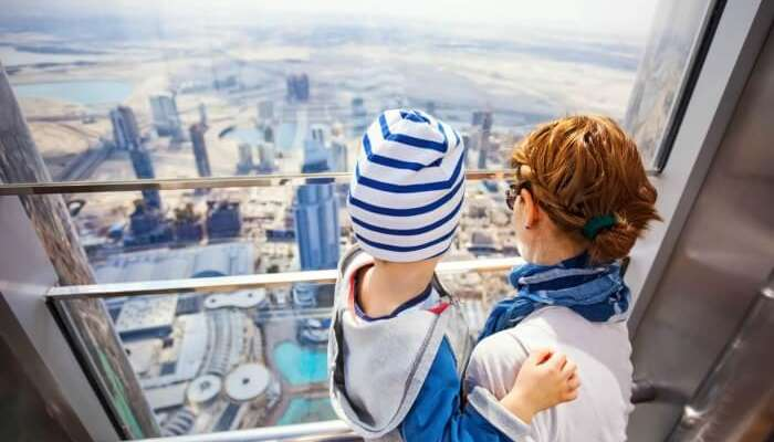 Burj Khalifa Familly