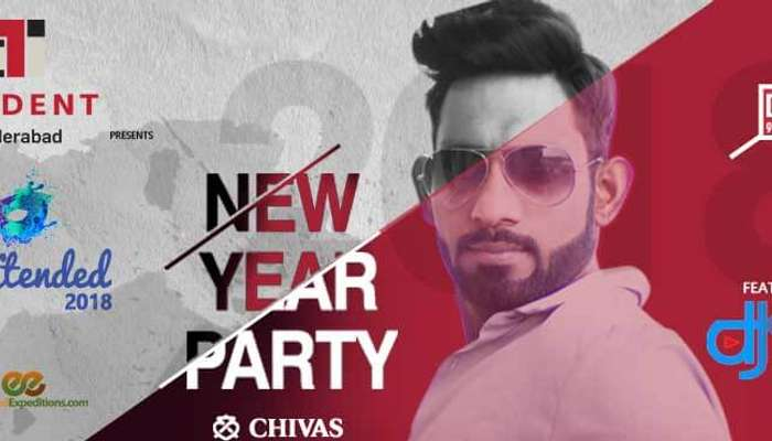 10 New Year Eve Parties In Hyderabad To Bid Bye To 2018
