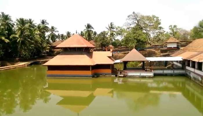 Ananthapura Lake Temple
