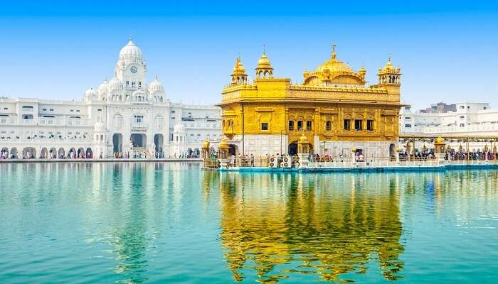 Golden Temple, India