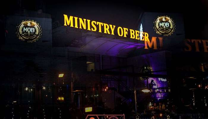 Ministry Of Beer