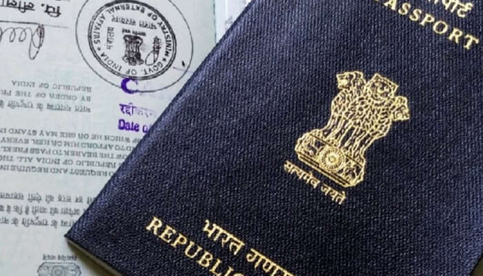 Indian Passport Gets A Makeover, All Set To Be Issued In Orange Color