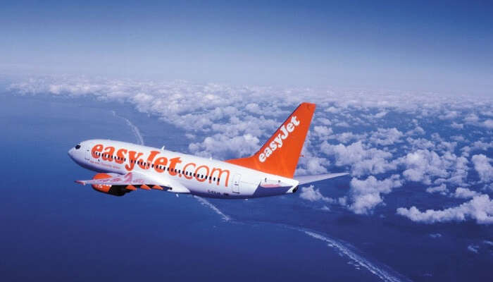 EasyJet Is Giving Away Free Flights plane