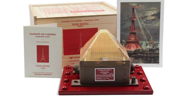 Eiffel tower light on sale