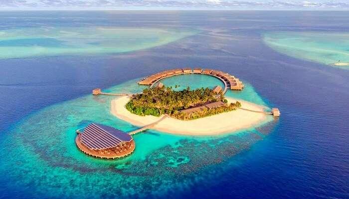 Kudadoo Island Resort in Maldives