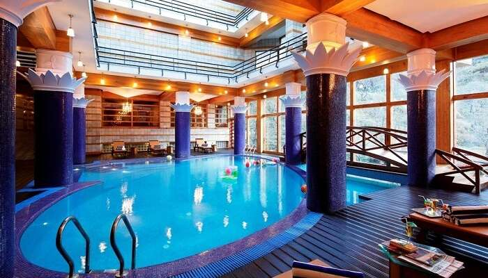 Manuallaya -The Resort Spa in manali