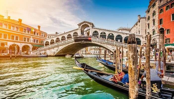 Venice Europe tour travel job