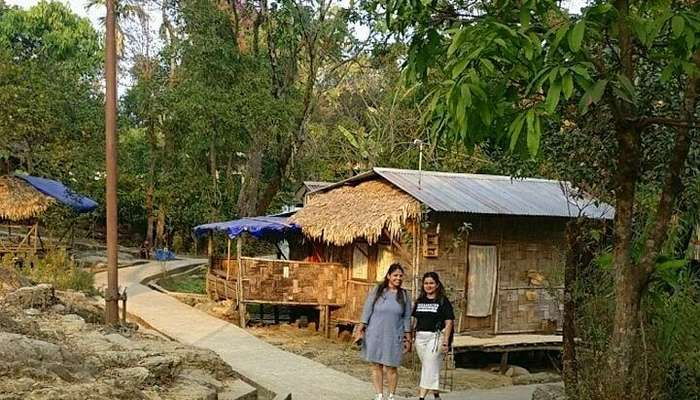 Mawlong village - great experience in cleanest village of Asia