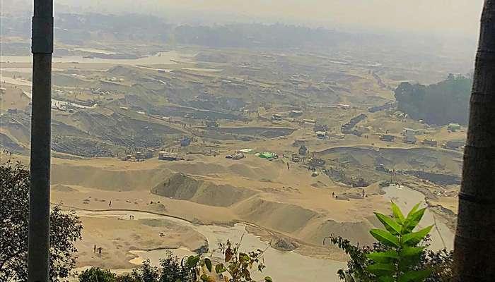 North east of Khasi hills