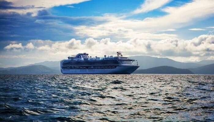 Diamond Princess Cruise Japan