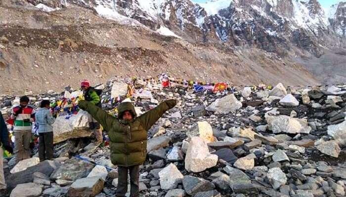 7-Year-Old Boy From Hyderabad Climbed Mount Kilimanjaro