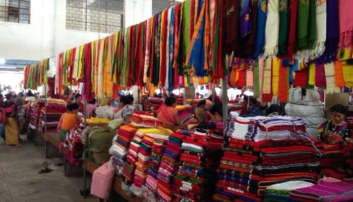 womens market in manipur