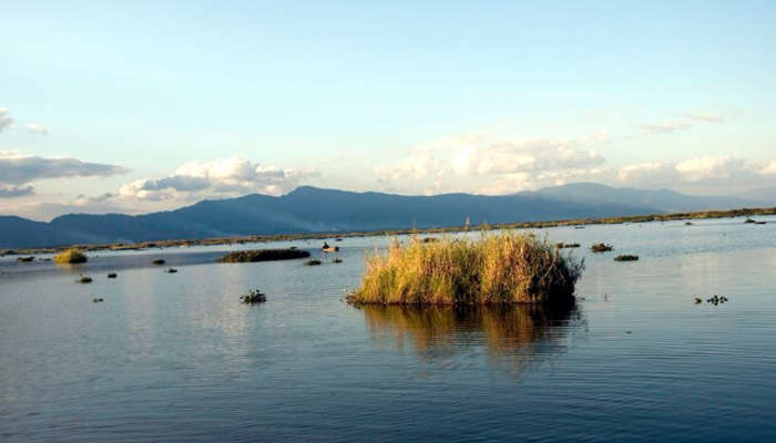 largest freshwater lakes in India