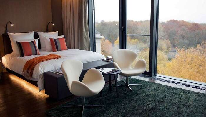 stay at Das Stue, Berlin germnay