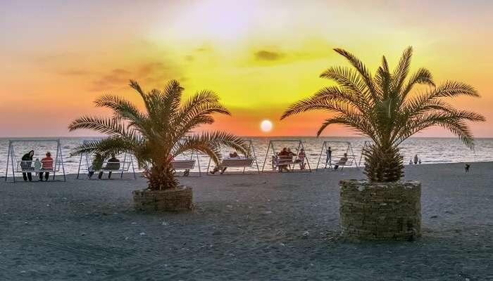 Riviera Beach, Sotchi