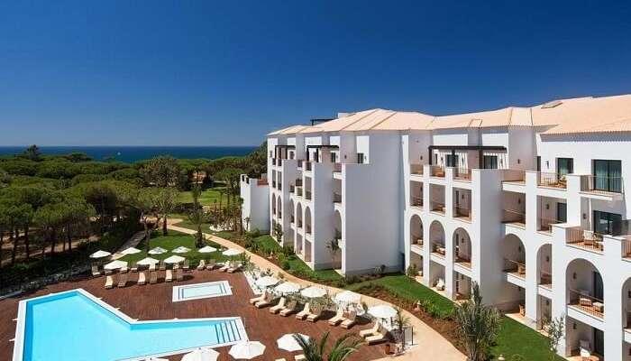 Pine Cliffs Ocean Suites, Algarve