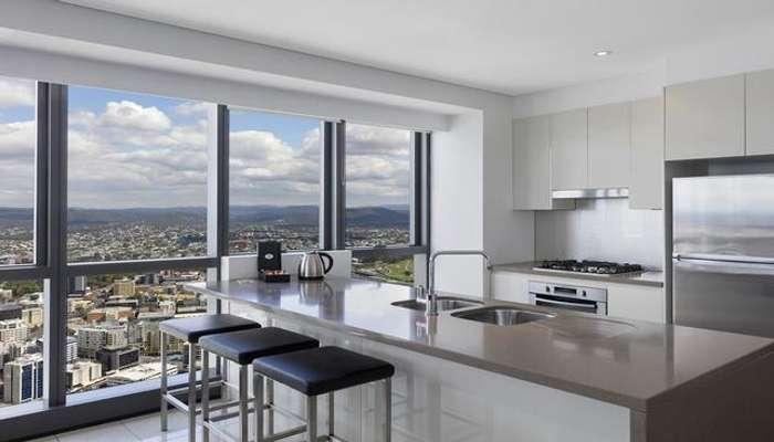 sky high penthouse