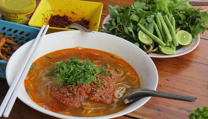 Khao Suey Thote
