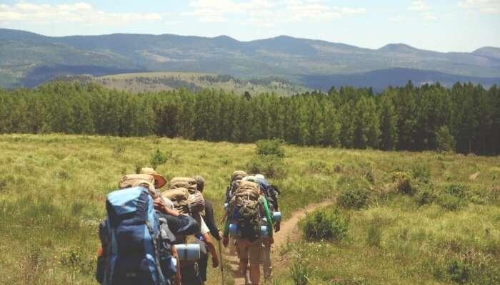 Mawlyngot Trail