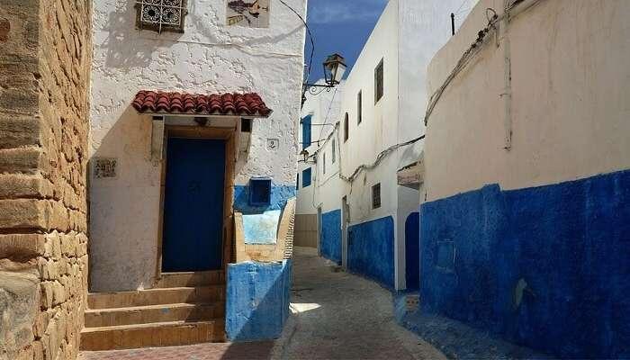 Oudaias Kasbah Maroc
