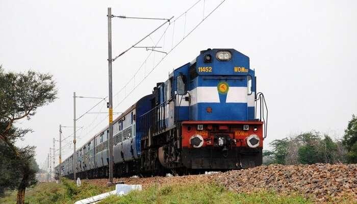 news - new rail line betwween Agartala and Kolkata