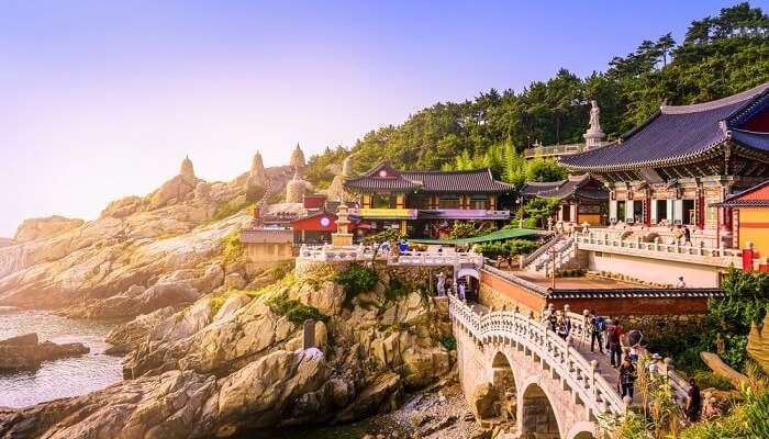 Places south top korea in Top 20