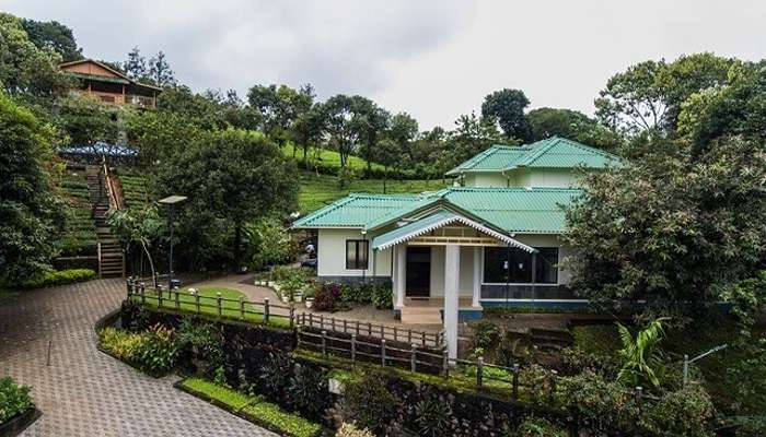 Vagamon is calm and secenic resort