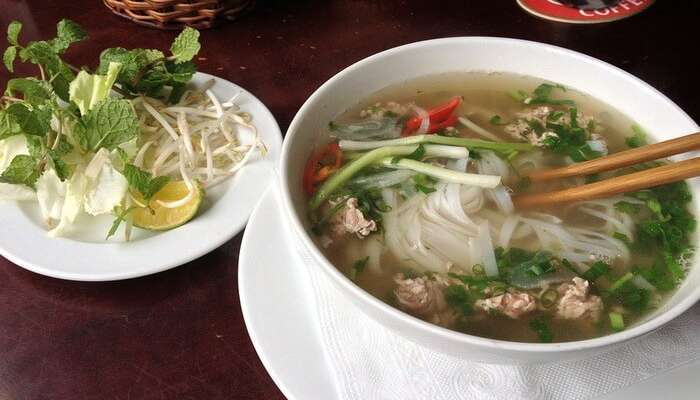pho Vietnamese Food