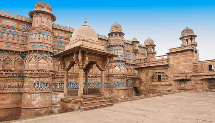 Gwalior Fort: An Epitome Of Architectural Grandeur