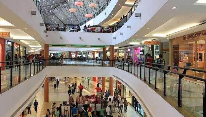 Optiona Mall in Rajkot