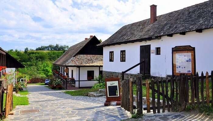 Холлоко Венгрия