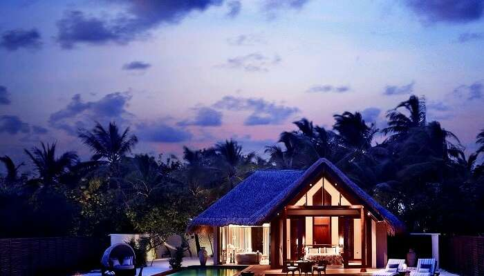spacious and super comfortable deluxe villas