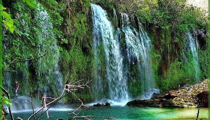 Duden Falls Turkey