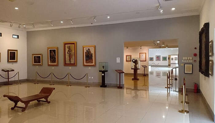 biggest museum of Asia pacific artefacts