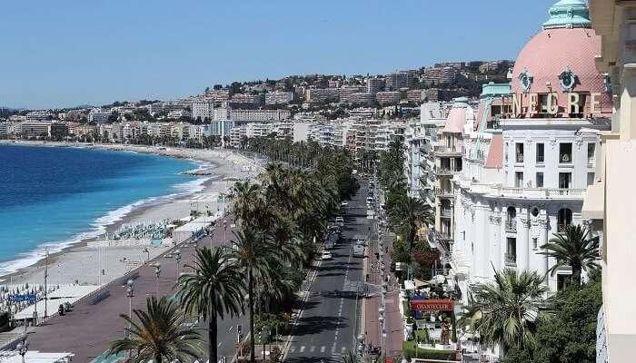 Promenade Des Anglais Nice