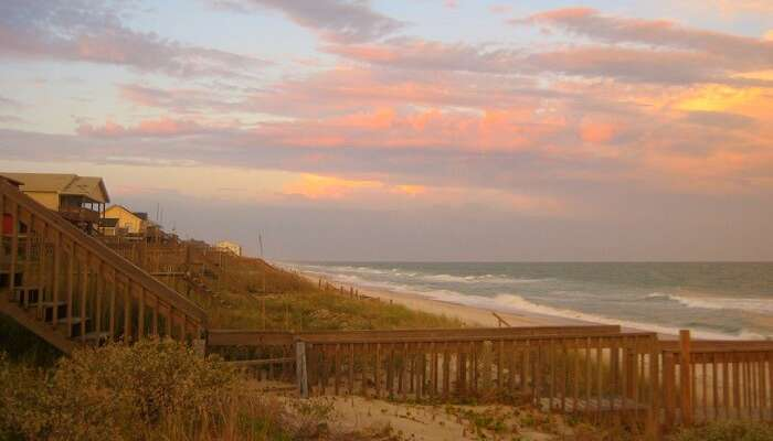 Topsail Island north carolina