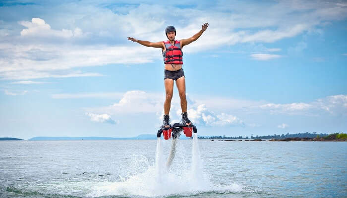latest craze is one of the most fun things to do in Nusa Dua