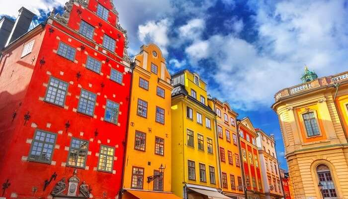 Most adventurous cities in Europe (Visiting Stockholm)