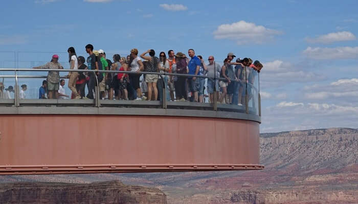 Behold The Awe-inspiring Views During The Skywalk