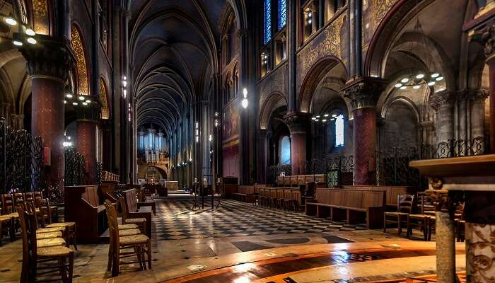 church in Paris