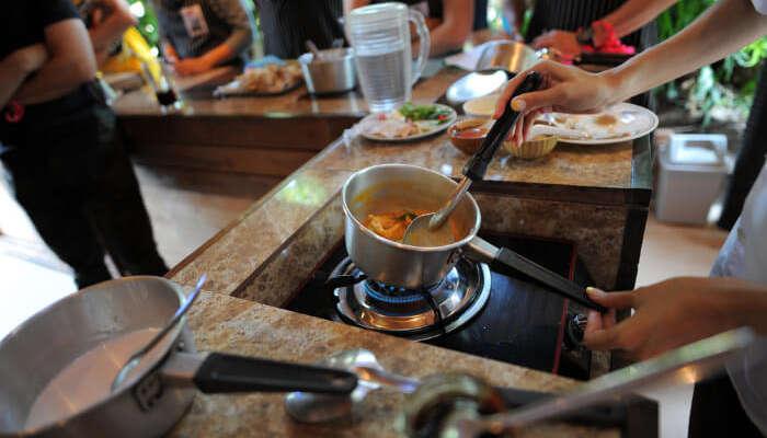 Cooking Classes Kata Beach