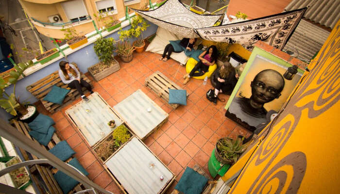 Hostel One Sants in Spain