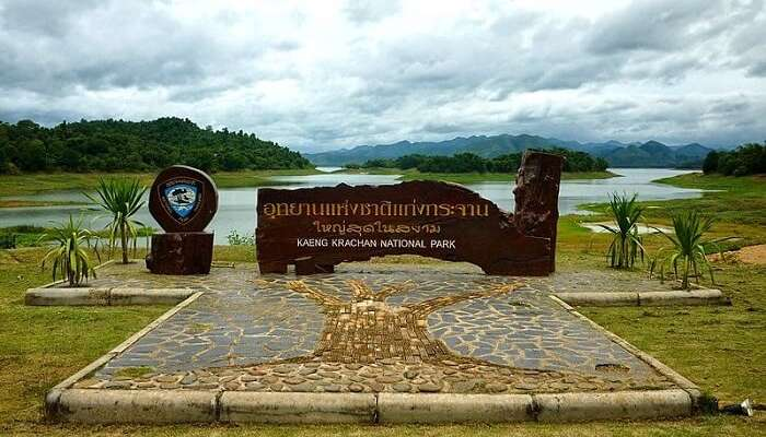 famous national park in thailand