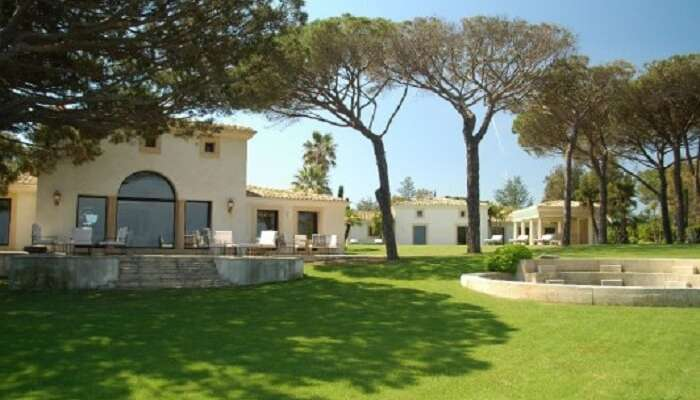 best villas in France with an affordable price