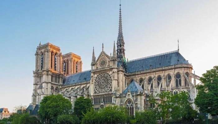 French Gothic architecture