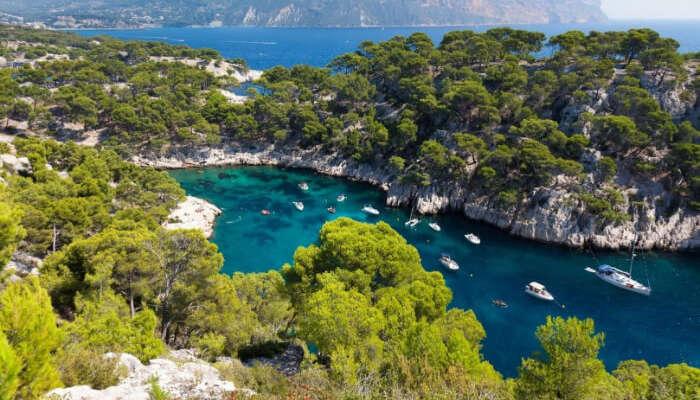 Marseille's outdoor beauty